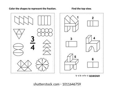 fraction images stock photos vectors shutterstock. Black Bedroom Furniture Sets. Home Design Ideas