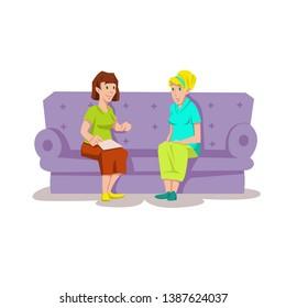 Friends Blue Sofa Stock Vectors Images Vector Art Shutterstock