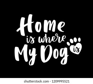 I Love My Rescue Dogs Home Business Office Sign