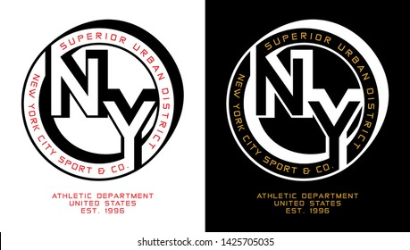 Ny Logo Images Stock Photos Vectors Shutterstock