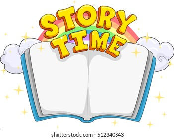 Story Time Images, Stock Photos & Vectors | Shutterstock