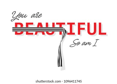 typography slogan for fashion t shirt