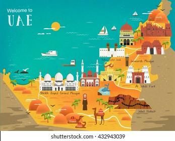 Uae Heritage Stock Vectors Images Vector Art Shutterstock