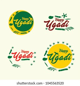 UGADI Illustration designs