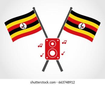 Uganda Music Stock Vectors, Images & Vector Art   Shutterstock