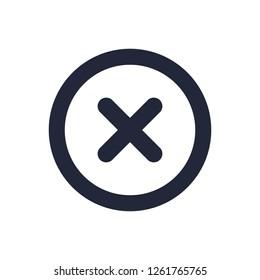 UI - Delete Icon