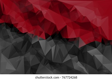 Ukraine vector flag. Blue and yellow Ukraine illustration. Ukraine flag isolated. Ukraine vector  background. Black and red abstract vector background.