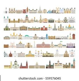 Ukrainian Architectural Landmarks - 72 famous ukrainian architectural objects