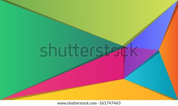 Ultra Hd Abstract Modern Technology Wallpaper Stock