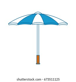 Umbrella weather protection