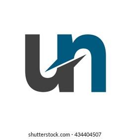 un logo design