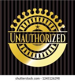 Unauthorized shiny emblem