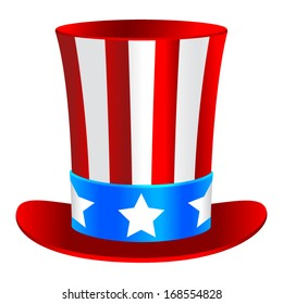 Uncle Sam's hat