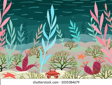 Royalty Free Underwater Plants Images Stock Photos Vectors