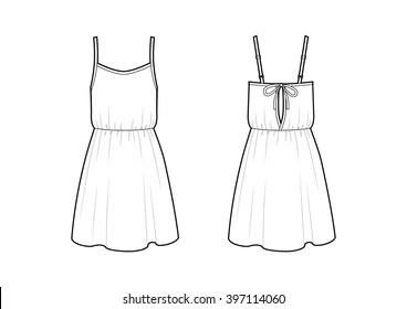 underwear dress