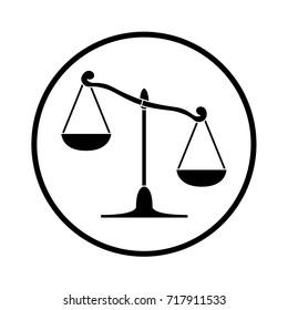 unfairness justice icon