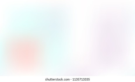 Unfocused Mesh Vector Background, Hologram Neon Overlay. Funky Pink, Purple, Turquoise Dreamy Tender Unicorn Girlie Background. Trendy Rainbow Fairytale Iridescent Pearlescent Luxury Abstract Paper