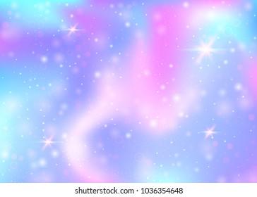 unicorn background rainbow mesh kawaii 260nw 1036354648