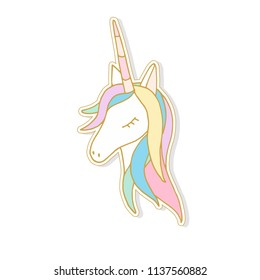 Unicorn Tattoo Images, Stock Photos & Vectors | Shutterstock