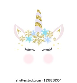 hand sketched unicorns real text clothing stock vector royalty free
