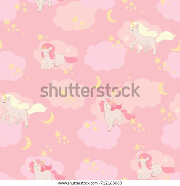 25+ Unicorn Pastel Colored Wallpaper Gif