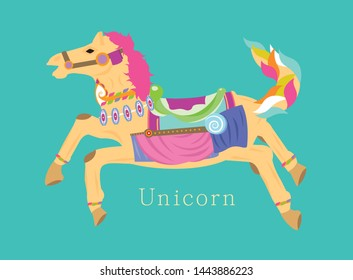 Unicorn vector is inspired from monthly amusement park near my home. This vector is suitable for dessert restaurant and food vendor, clothing shop, cosmetic brand. Please download and increase sugar.