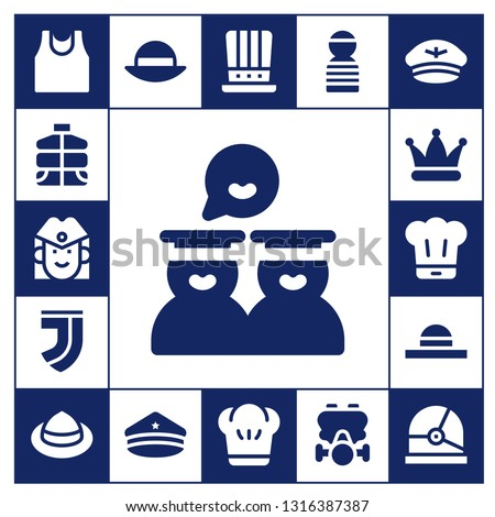 uniform icon set 17