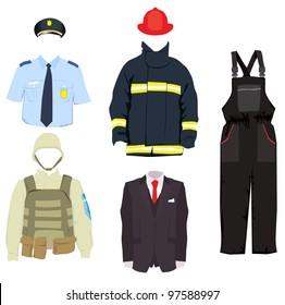 Uniform set