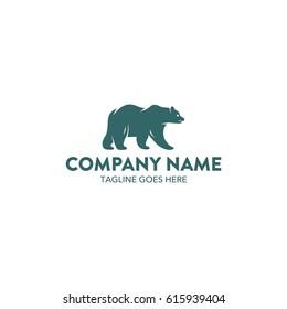 Unique Bear Logo