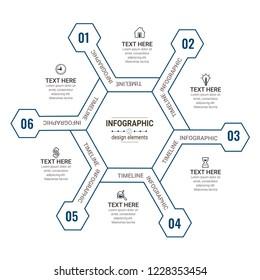 Unique Business Infographics