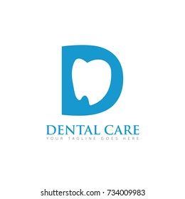 Unique Dental Logo Design
