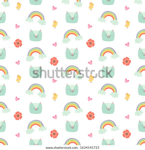 unique-vector-easter-seamless-pattern-60