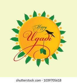 Unit of Ugadi is the New Year's Day for the Hindus.