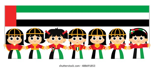 Uae National Dress Images Stock Photos Vectors Shutterstock