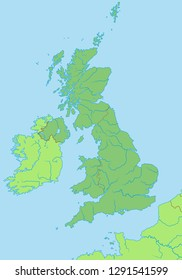 Map Of England Ireland Scotland Wales.Map England Ireland Scotland Wales Images Stock Photos Vectors