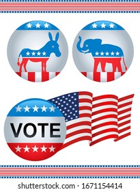 United States of America Presidential Election