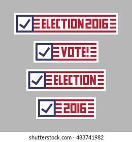 Presidential vote date in Australia