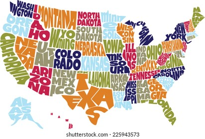 50 States Images, Stock Photos & Vectors | Shutterstock
