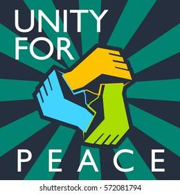Unity Hands Images, Stock Photos & Vectors | Shutterstock