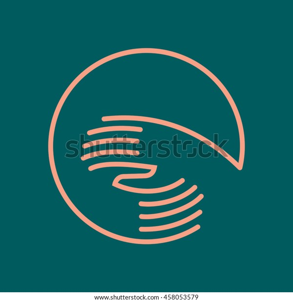 Unity Symbol Vector Illustration Stock Vector Royalty Free 458053579