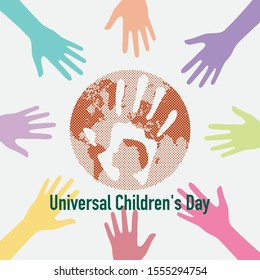 Universal Children's Day. November 20