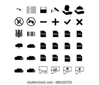 universal set icon,general icons set