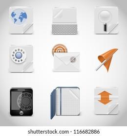 universal web vector icons