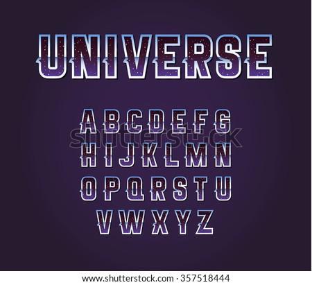 sci fi fonts - Hizir kaptanband co