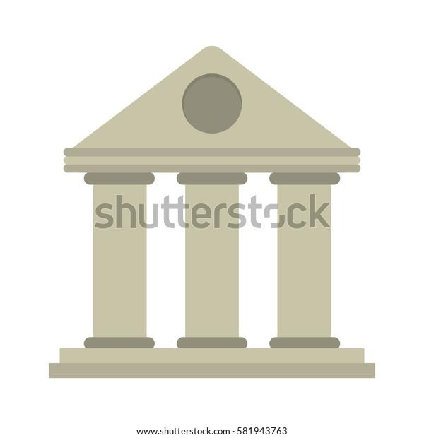 university building style temple