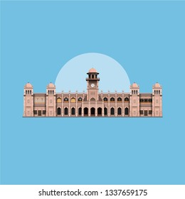 University of the Punjab - Vector Design