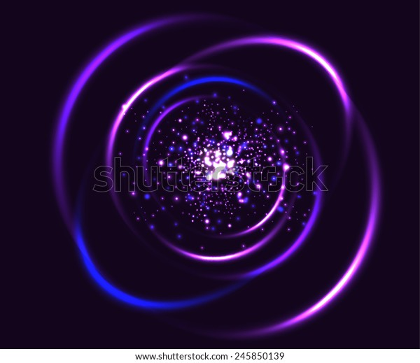 Vector De Stock Libre De Regalías Sobre Unknown Galaxy
