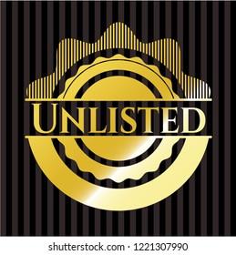 Unlisted shiny badge
