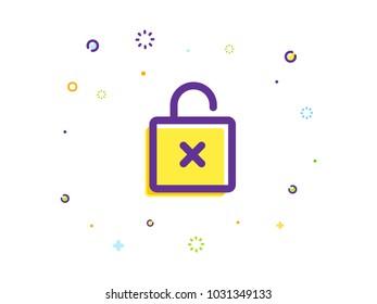 The Unlock Illustration