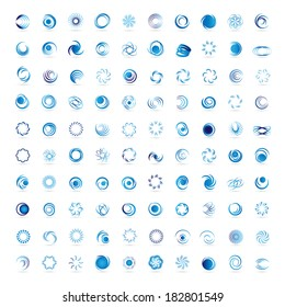 Unusual Icons Set - Isolated On White Background - Vector Illustration, Graphic Design Editable For Your Design